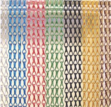 Chain Link Curtain